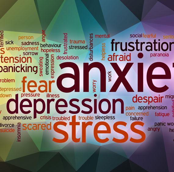 Mental Health Awareness Week 2018: Stress